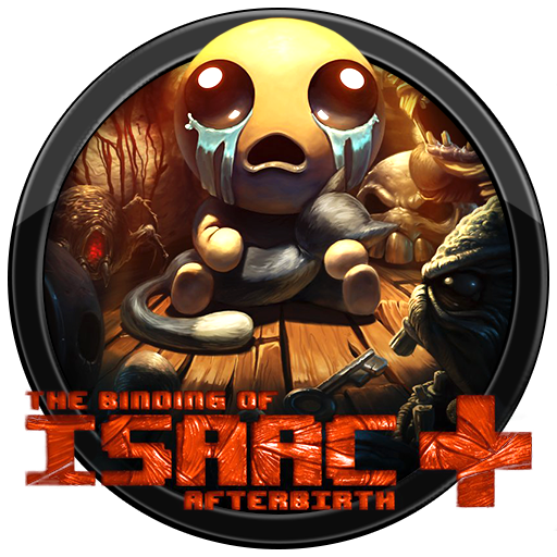 Afterbirth + Icon By Andonovmarko
