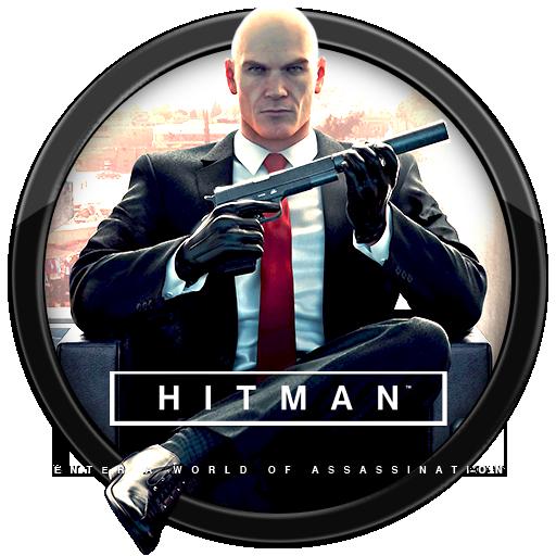Hitman Icon by andonovmarko on DeviantArt