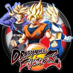 Dragon Ball FighterZ Icon v2 by andonovmarko
