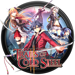 The Legend of Heroes - Trails of Cold Steel 2 Icon by andonovmarko