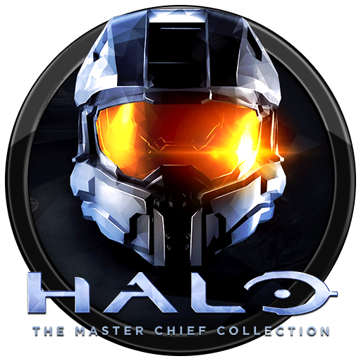 Halo The Master Chief Collection Icon By Andonovmarko On