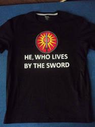 battletech FedSun t-shirt by Machcio