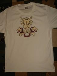 cubone  t-shirt by Machcio