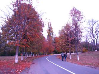 When autumn by infestedkarigan