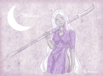 WH 5 - Milayra by Rachaella