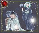 Wintersleep Tsukiko Naho by Rachaella