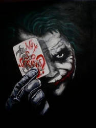 the joker by sophi--e