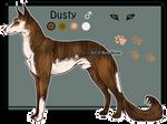 Domestic Jader- Dusty [Raffle-CLOSED]