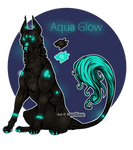 Imperial Jader - Aqua Glow [Auction - CLOSED]