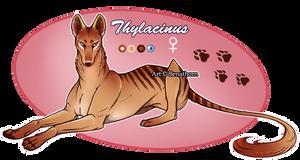 Feral Jader: Thylacinus [Auction- CLOSED]