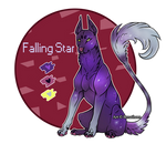 Feral Jader: Falling Star [Auction- CLOSED]