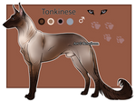 Domestic Jader- Tonkinese [Raffle-CLOSED]