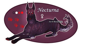 Feral Jader: Nocturna [Auction- CLOSED]