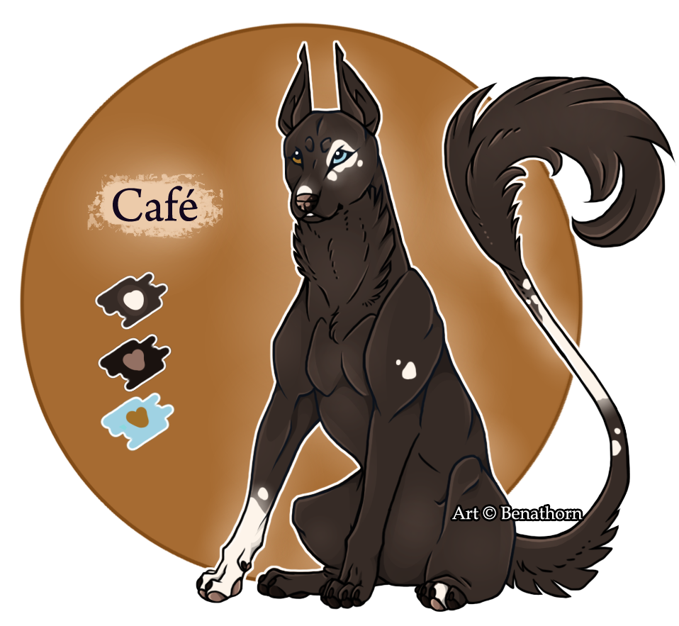 Domestic Jader: Cafe [Auction- CLOSED]