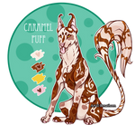 Feral Jader: Caramel Puff [Auction- CLOSED]
