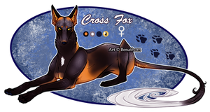 Feral Jader: Cross Fox [Auction- CLOSED]