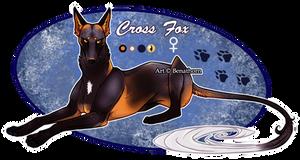 Feral Jader: Cross Fox [Auction- CLOSED]