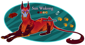 Domestic Jader- Sun Wukong [Bean- Grown]