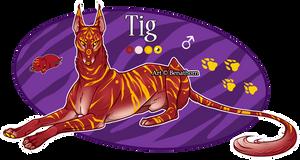 Feral Jader- Tig [Bean- Grown]