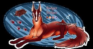 Feral Jader- Badger Badger [Bean- Grown]