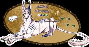 Domestic Jader- Celtland War Paint [Bean- Grown]