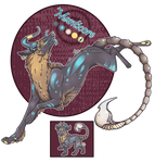 Imperial Jader- Manticore [Auction- CLOSED]