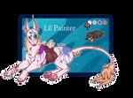 Domestic Jader- Lil Painter [Bean- Grown]