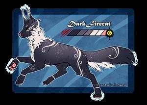 Feral Jader- Dark Firecat [Auction-CLOSED]