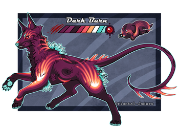 Feral Jader- Dark Burn [Bean- Grown]