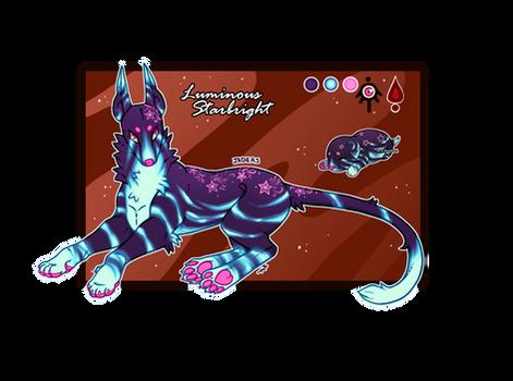 Feral Jader-Luminous Starbright [Bean-Grown]