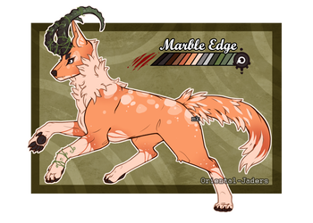 Domestic Jader - Marble Edge [Auction - CLOSED]