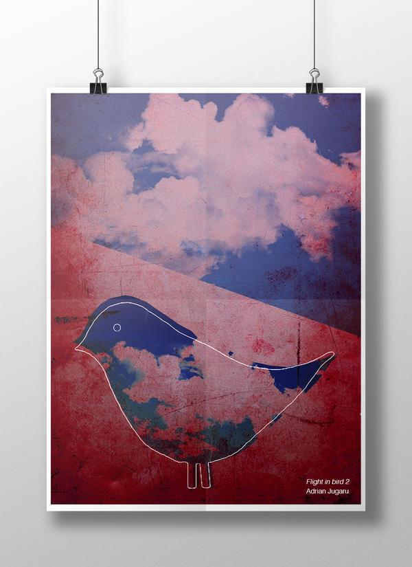 Flight in bird 2 by jugadi