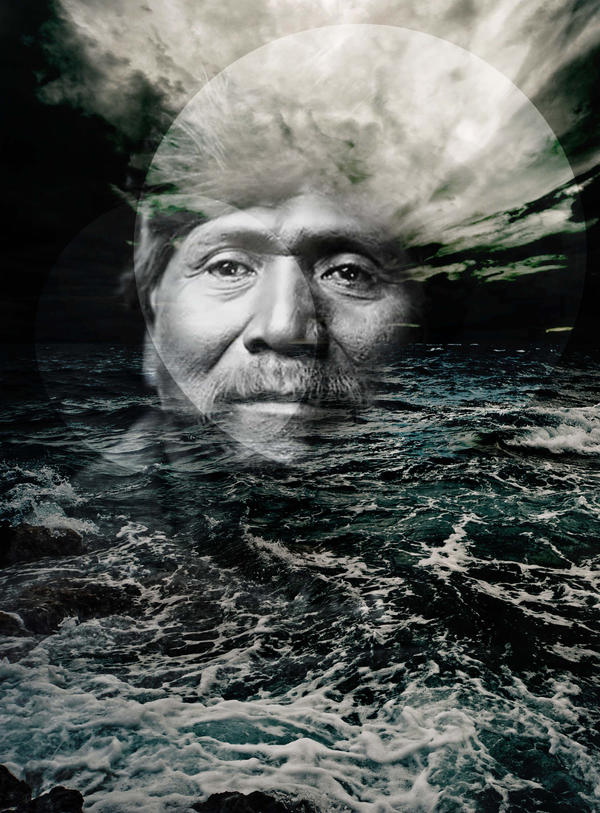 The old man and the sea by jugadi