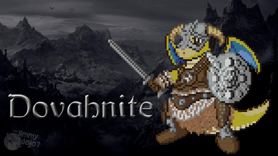 Dovahnite (w/Timelapse) by PkmnMc