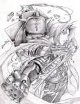 +Fullmetal Alchemist+