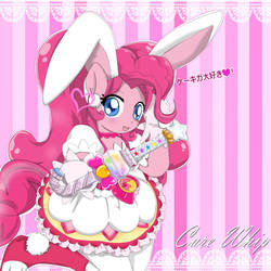 Cure Whip Pinkie by AVCHonline