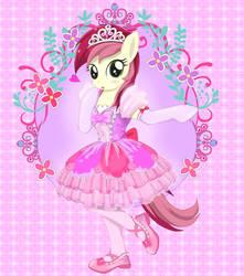 Roseluck Ballet Girl by AVCHonline