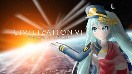 SeanN- Sogno di Volare (HatsuneMiku Version)