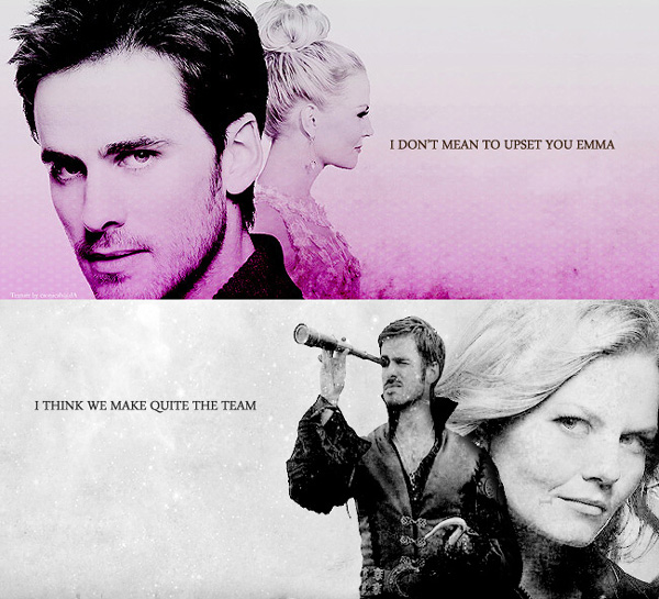 Team Captain Swan by musegal on DeviantArt