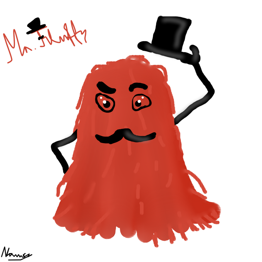 MrFluffy [REQUESTED] by SansSkeletonHUN