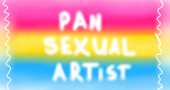 Pansexuality Stamp by SansSkeletonHUN