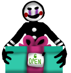 FNAF Gifts Open by SansSkeletonHUN
