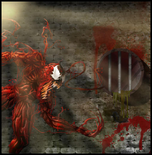 Carnage: Hunting by DAVEAC1117