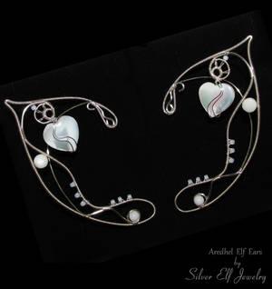 Aredhel Elf Ears by Lyriel-MoonShadow