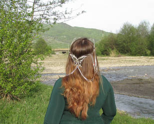Arwen's Coronation Crown by Lyriel-MoonShadow