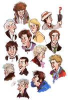 All thirteen! by ohmygiddyaunt
