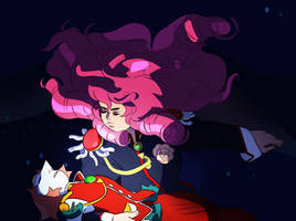 Revolutionary Girl Utena and Steven Universe