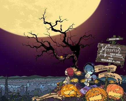 Precious Miseries Halloween