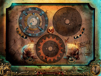 CoTo: Grave Entrance Puzzle. by Ethereal-Mind