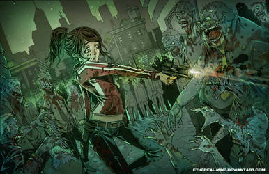 Left 4 Dead: Zoey